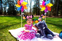 Aubryn's 1st Birthday